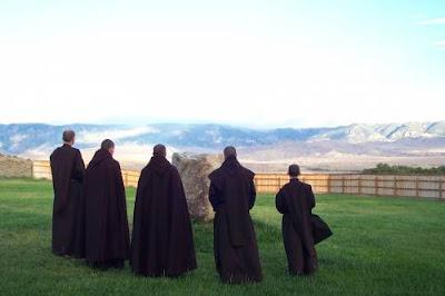 roman catholic vocations carmelite monks in wyoming 1