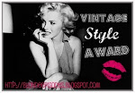Vintage Style Award from LaPetiteMort