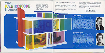 The Kaleidoscope House by Laurie Simmons and Peter Wheelright