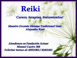 Anotate para el Primer nivel de Reiki y comenza el camino de la sanación interior