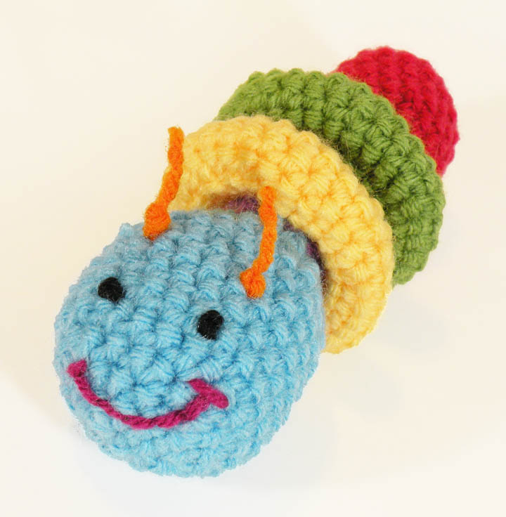 Crochet Toys : And for my future baby...