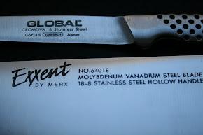 Gode kniver er viktig på kjøkkenet