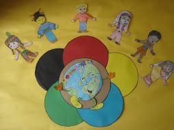 Los cinco continentes