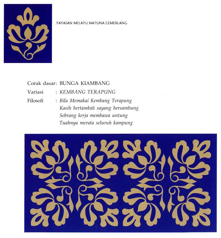 Motif Batik Melayu dan Filosofinyq