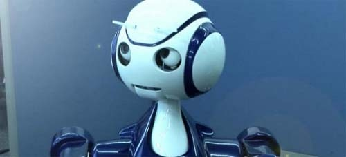 El robot conversacional SCHEMA