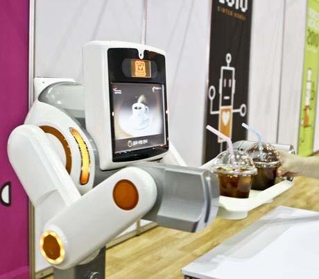 Robot Cafero