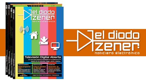 Números de la revista de electrónica gratuita el diodo zener