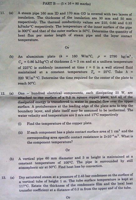 heat transfer year 8 questions pdf