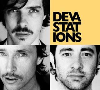 The Devastations - Yes, U [2007]