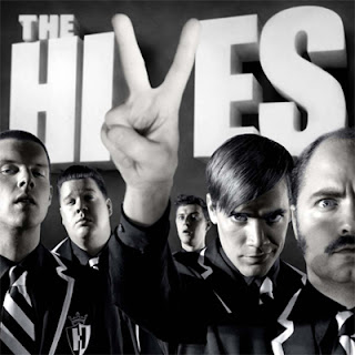 The hives-The Black and White Album