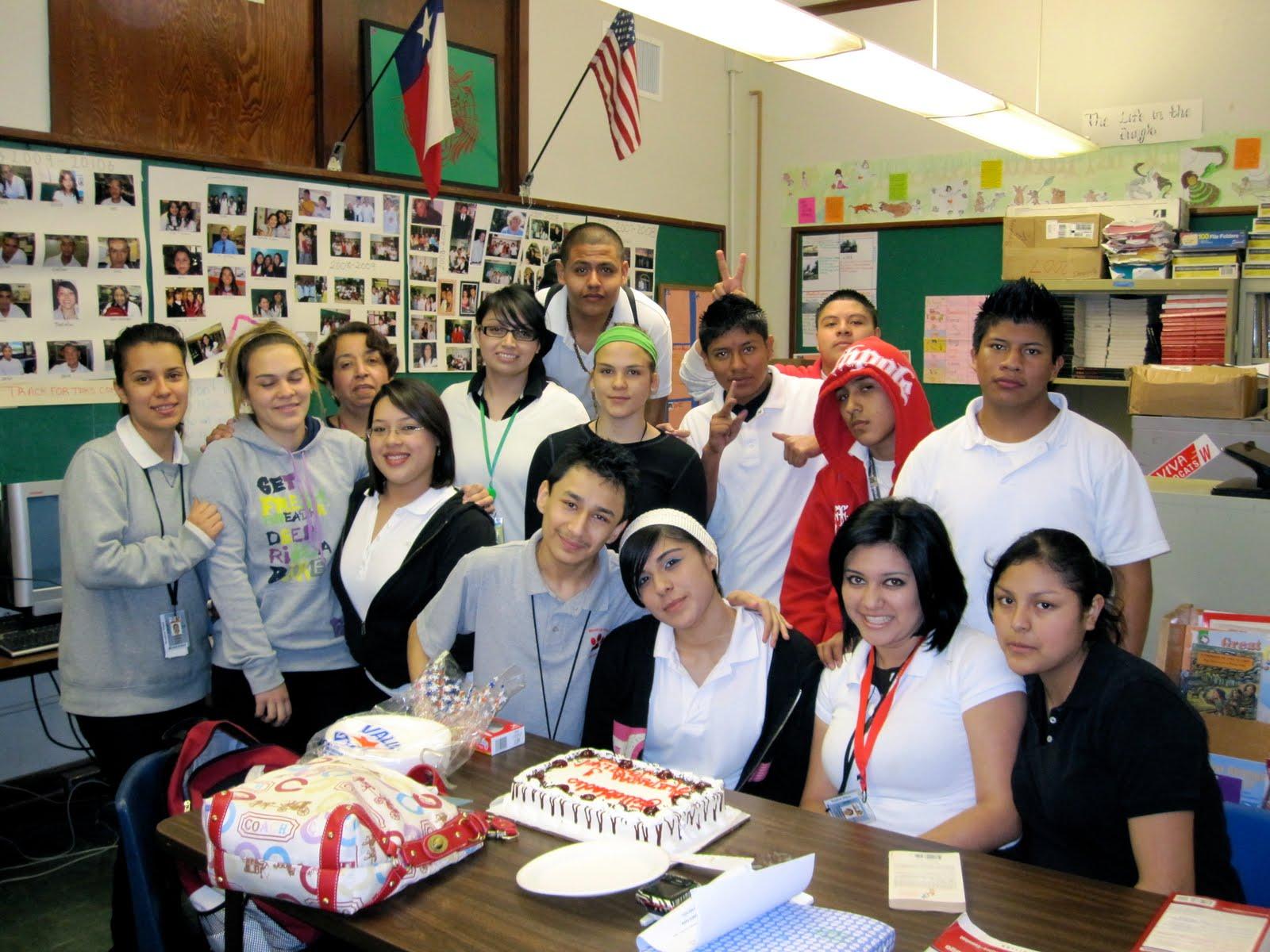 Kyle Yoakum Esl Classes At Woodrow Wilson High School Dallas Texas