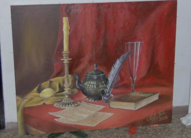 Malowanie obrazów olejnych, kopiowanie obrazów, reprodukcja obrazu olejnego, artystyczne malarstwo olejne