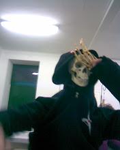 Lezioni macabre alla sala di anatomia..