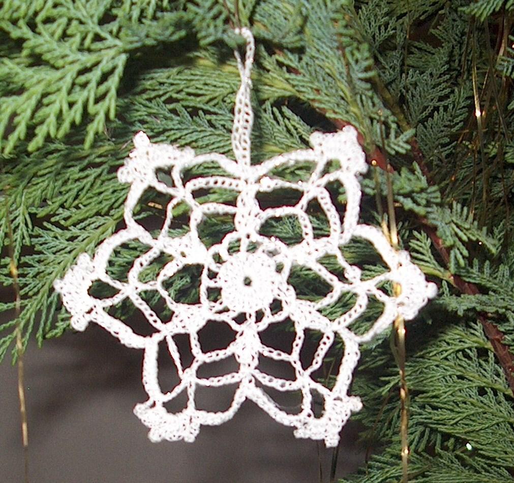 Creativa io addobbi natalizi for Addobbi natalizi all uncinetto