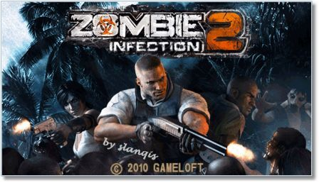 Zombie Infection 2 S60v5 S^3 Anna Nokia Belle