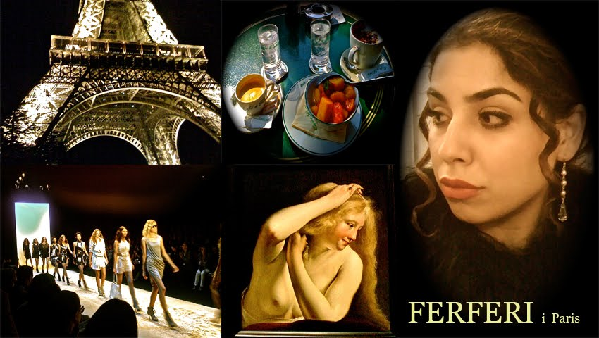 FERFERI i Paris