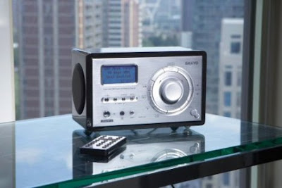 Sanyo Internet Radio