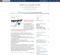 EDM310 Blog