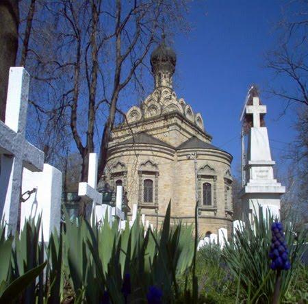 Biserica Sf. Nicolae - Roznov, Neamt