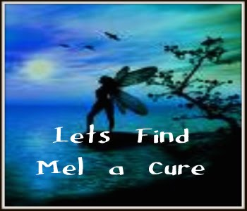 Let's Find Mel a Cure