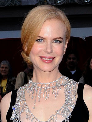 Celeb Fashion : Nicole Kidman