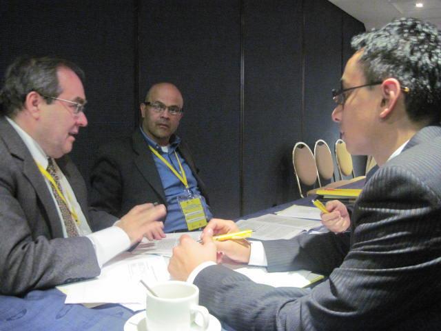 Foro Internacional de desarrollo economico, Miguel Angel Olarte, Bogota, colombia, alcaldia Bogota