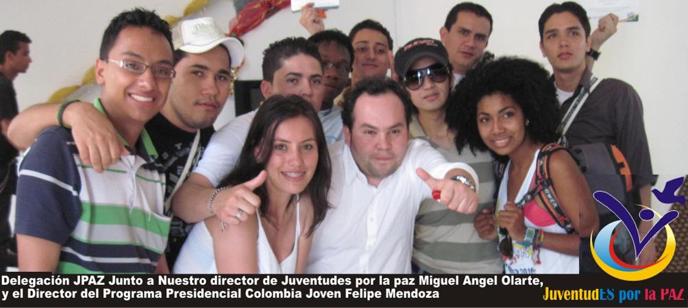 Miguel Angel Olarte, FESTIJUVENTUD