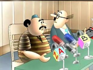 Geo Cartoon