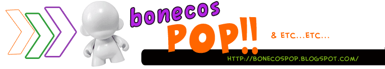 Bonecos Pop!!