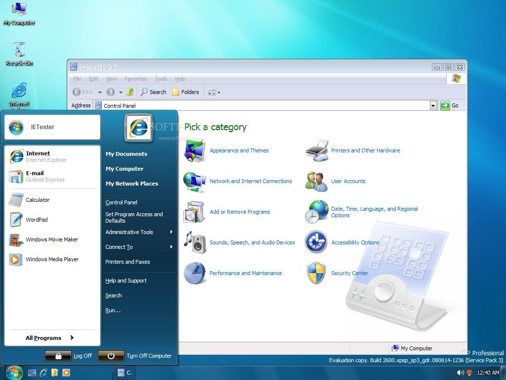Seven Remix XP 5 تحميل برنامج Seven Remix XP 2012 لتحويل ويندوز xp الى ويندوز سفن 7