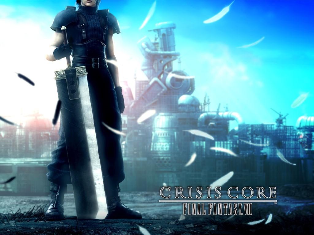 Crisis Core Final Fantasy VII - PSP