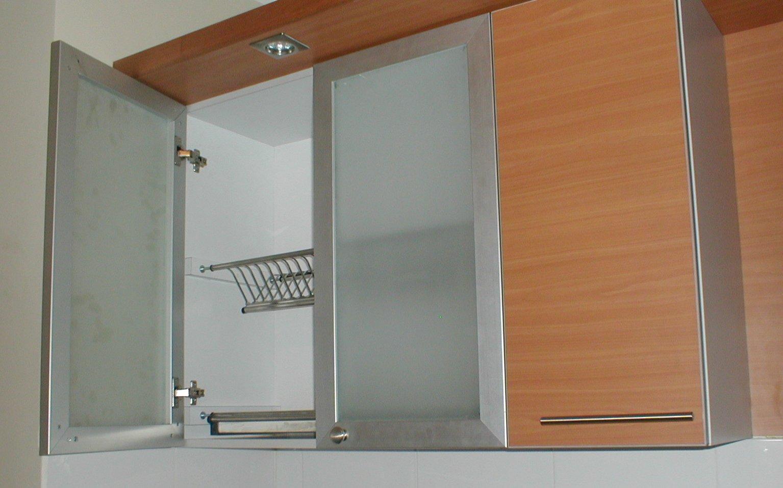 Monica pantin dise o interior marzo 2009 for Puertas cocina integral