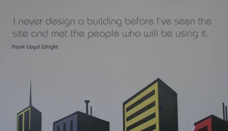 Legos, Frank Lloyd Wright, And Education