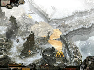 commandos help screen shot screenshot ambush