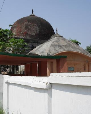 Narayanganj, Mograpara, ShahebBari, Jame Mosque