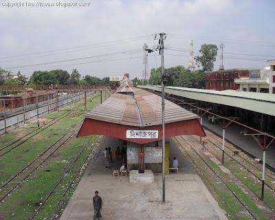 dinajpur, railway, stattion, bangladesh