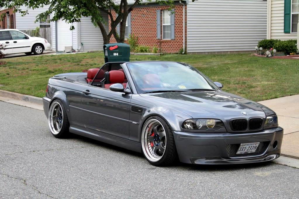 BMW 3ER CABRIO 2002 bmw m3 convertible Gebrauchtwagen