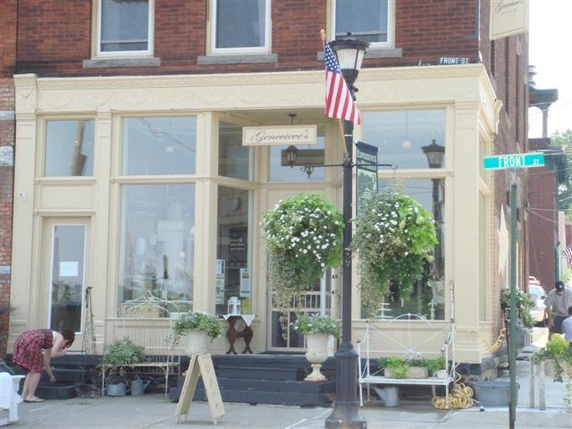 Antique Shops In Ballston Spa New York