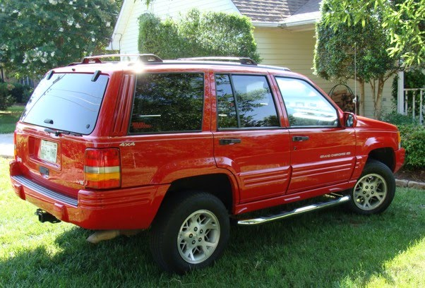 1998 Jeep Cherokee Sport Lifted. 1998 Jeep Grand Cherokee gets