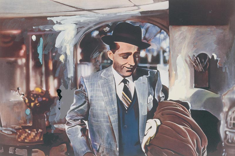 Bing Crosby Blackface Bing