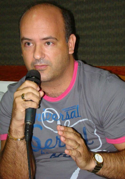 Vereador Saulo Peres participa do Programa Conversando com Você