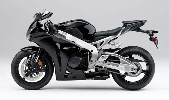 2011 Honda CBR1000RR sport motorcycle