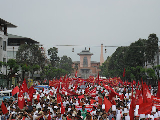 May Day rally in Nepal