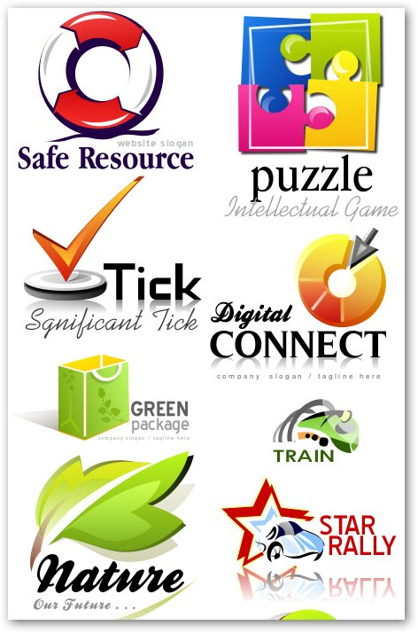 Free Logo Templates Logo 2009 Business Edition