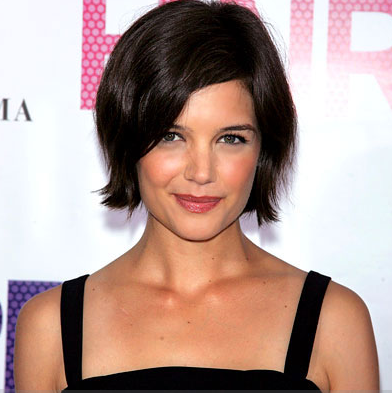 katie holmes bob hair. Hair style : Bob Style with