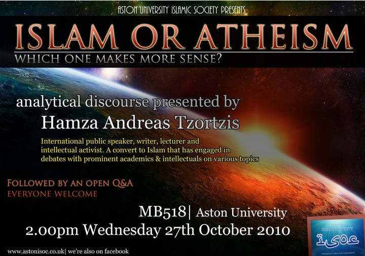 muslim atheist