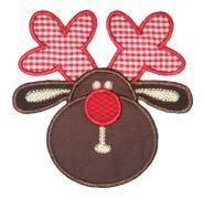reindeer face 2
