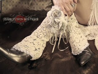 Lace Gaiters Spats
