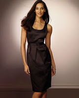 NPN-Fitted Sheath Dress