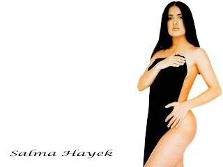 salma hayek tattoo